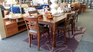Furniture at the Salvation Army Family Store Caloundra West