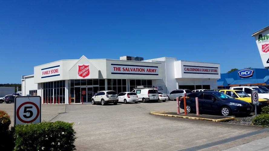 The Salvation Army Family Store, Caloundra West